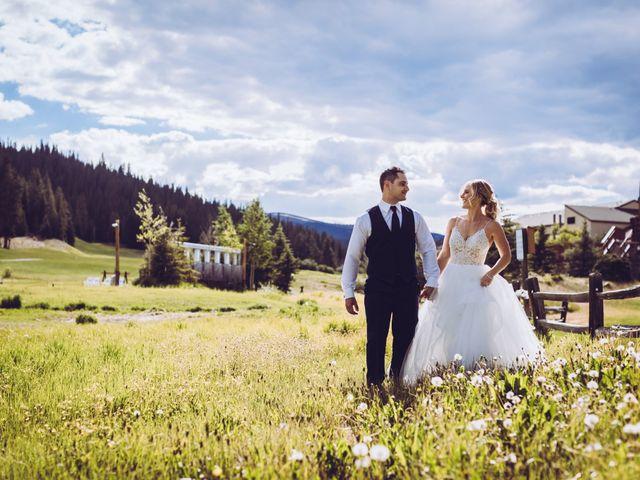Cameron and Matt's Wedding in Frisco, Colorado 24