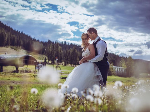 Cameron and Matt's Wedding in Frisco, Colorado 1