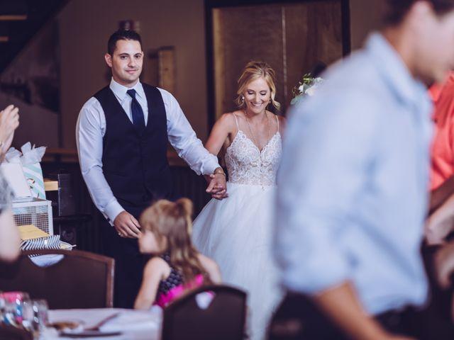Cameron and Matt's Wedding in Frisco, Colorado 28