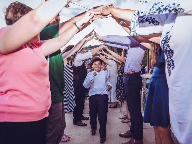 Cameron and Matt's Wedding in Frisco, Colorado 32