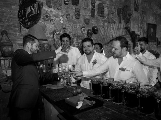 Evert and Ikerne's Wedding in Cuernavaca, Mexico 8