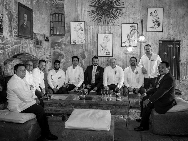 Evert and Ikerne's Wedding in Cuernavaca, Mexico 10