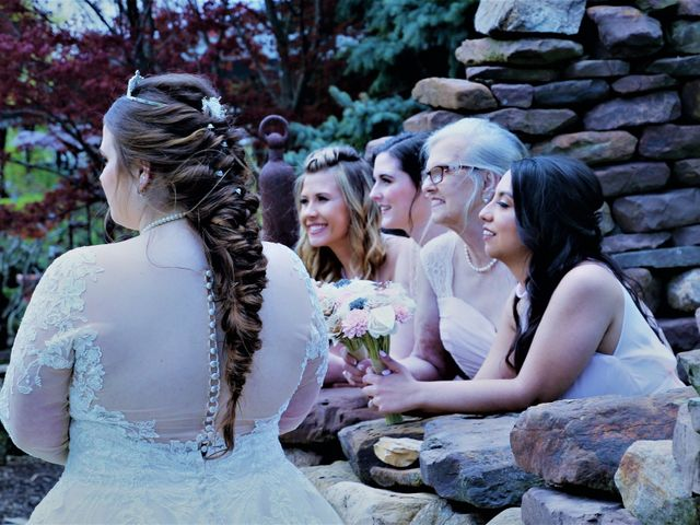 JaVonte and Autumn's Wedding in North Greece, New York 2