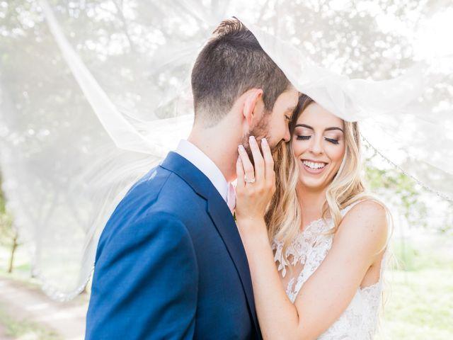 The wedding of Nick and Meredith
