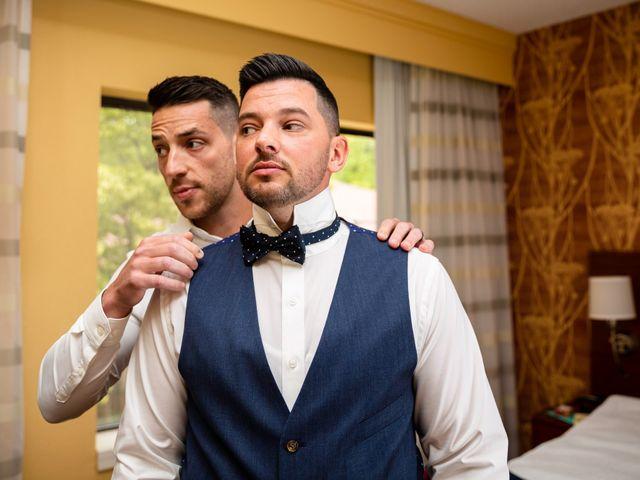 Sydney and Mark's Wedding in Hazlet, New Jersey 3