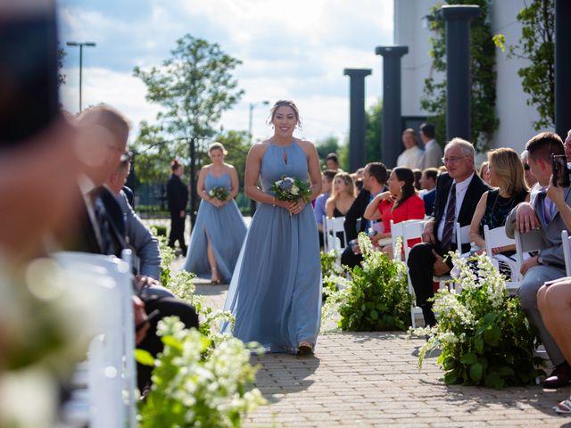 Sydney and Mark's Wedding in Hazlet, New Jersey 7