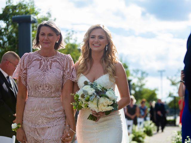Sydney and Mark's Wedding in Hazlet, New Jersey 8