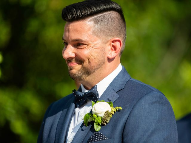 Sydney and Mark's Wedding in Hazlet, New Jersey 9