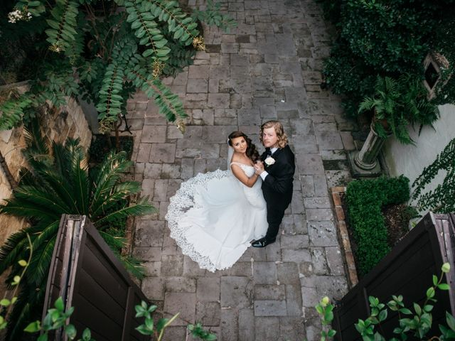 The wedding of Maja and Phillip