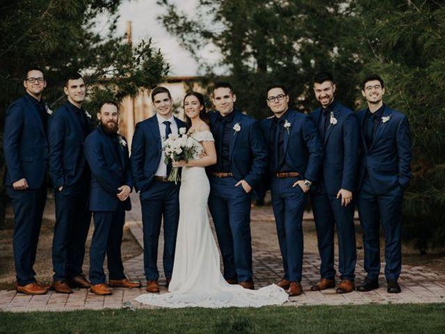 Tristan and Patricia's Wedding in Arizona City, Arizona 45