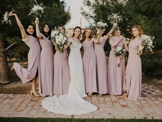 Tristan and Patricia's Wedding in Arizona City, Arizona 47