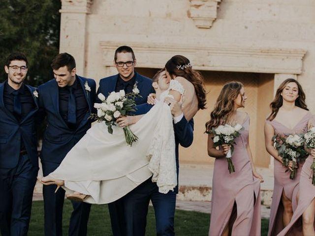 Tristan and Patricia's Wedding in Arizona City, Arizona 53