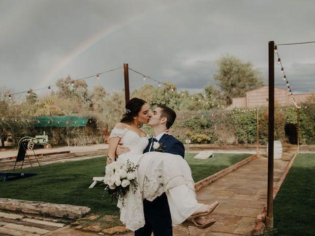 Tristan and Patricia's Wedding in Arizona City, Arizona 64