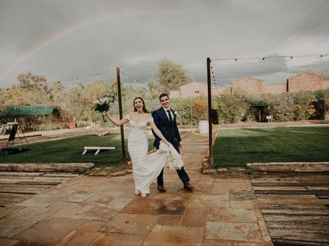 Tristan and Patricia's Wedding in Arizona City, Arizona 65