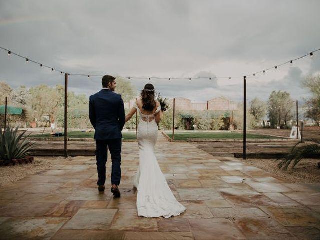 Tristan and Patricia's Wedding in Arizona City, Arizona 66