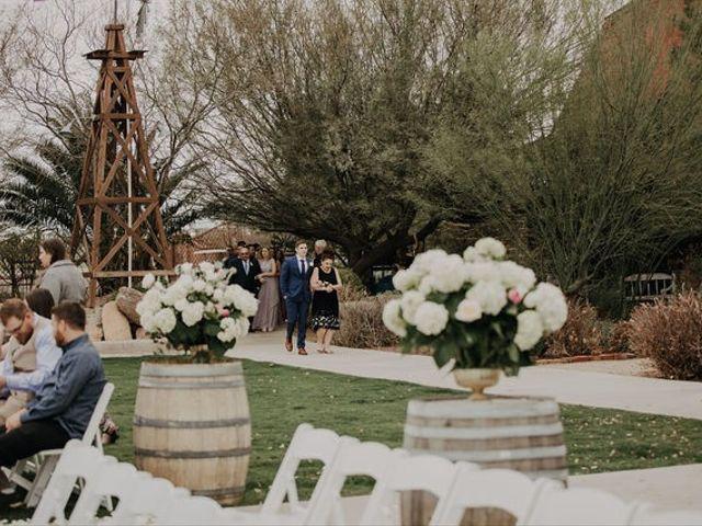 Tristan and Patricia's Wedding in Arizona City, Arizona 122