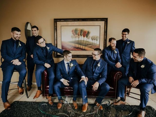 Tristan and Patricia's Wedding in Arizona City, Arizona 149