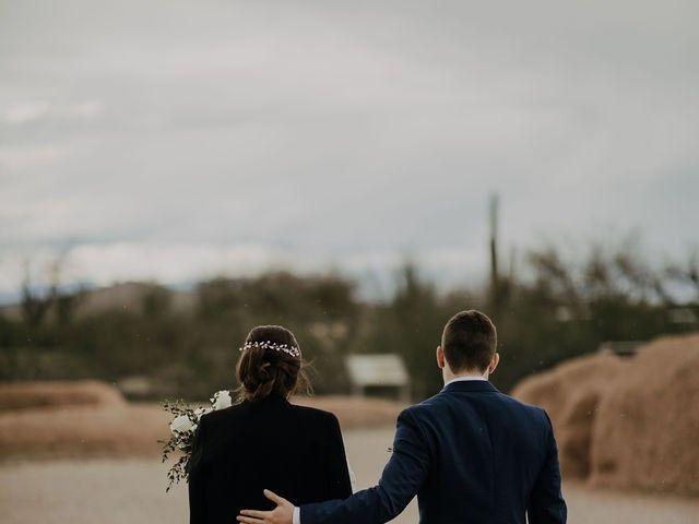 Tristan and Patricia's Wedding in Arizona City, Arizona 151