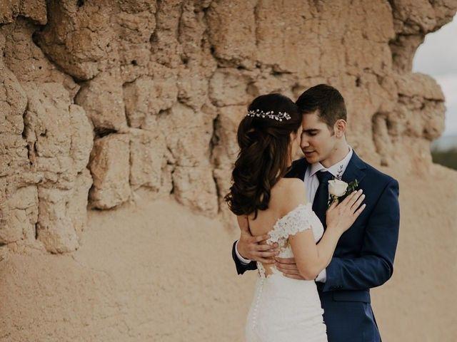 Tristan and Patricia's Wedding in Arizona City, Arizona 159