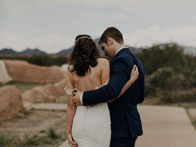 Tristan and Patricia's Wedding in Arizona City, Arizona 166