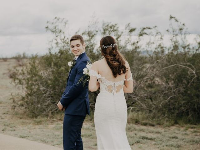 Tristan and Patricia's Wedding in Arizona City, Arizona 170