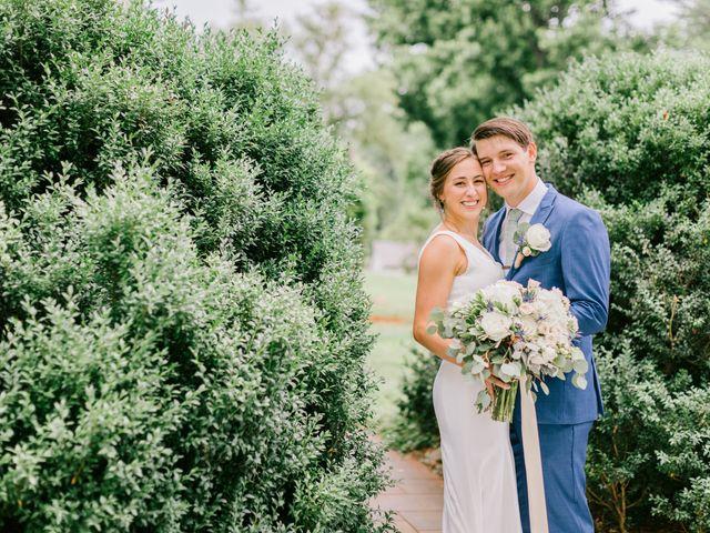 The wedding of Matt and Christen