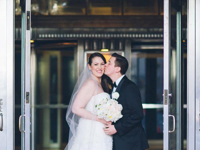The wedding of Daniel and Pamela