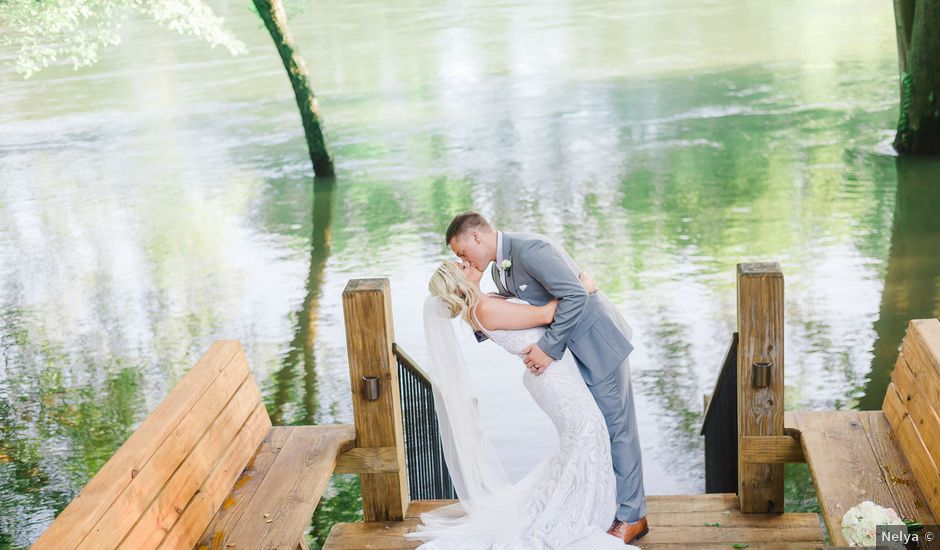 Tanner and Blakely's Wedding in Delano, Tennessee