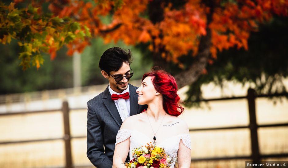 Andrew and Raena's Wedding in Coeur D Alene, Idaho