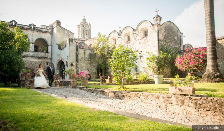 Evert and Ikerne's Wedding in Cuernavaca, Mexico