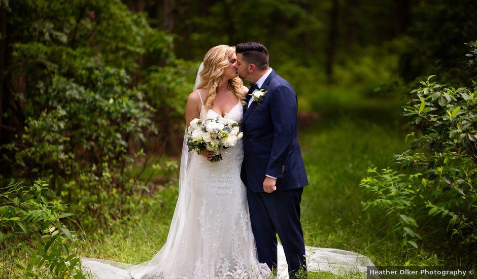 Sydney and Mark's Wedding in Hazlet, New Jersey