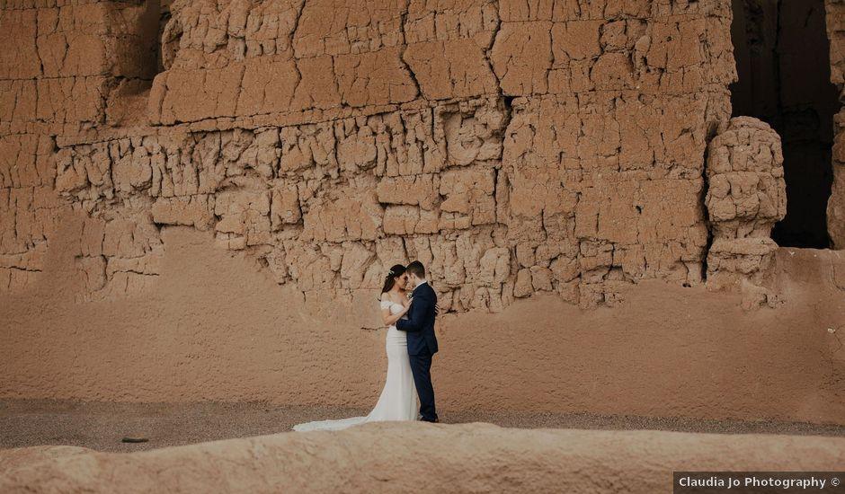 Tristan and Patricia's Wedding in Arizona City, Arizona