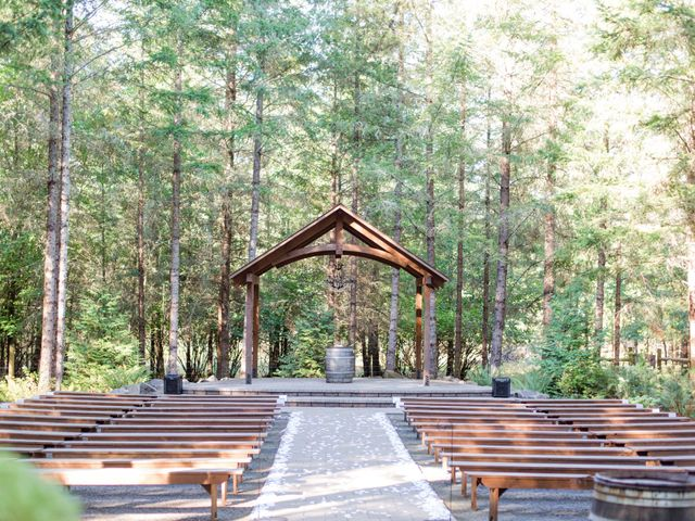 Camille and Anthony's Wedding in Lebanon, Oregon 9