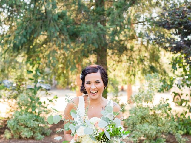 Camille and Anthony's Wedding in Lebanon, Oregon 2