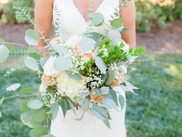 Camille and Anthony's Wedding in Lebanon, Oregon 4