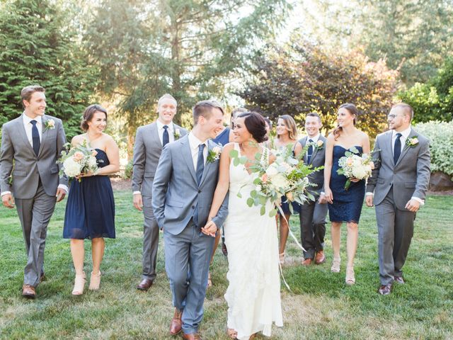 Camille and Anthony's Wedding in Lebanon, Oregon 7