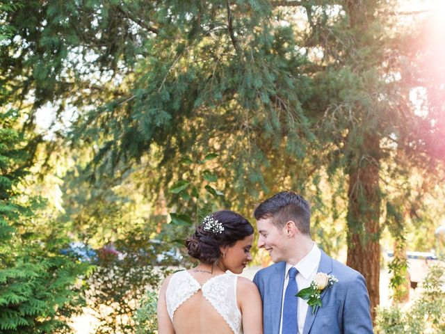 Camille and Anthony's Wedding in Lebanon, Oregon 6