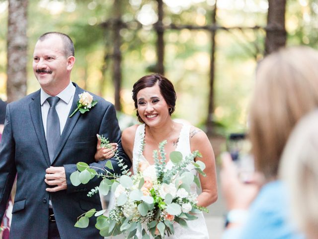 Camille and Anthony's Wedding in Lebanon, Oregon 12