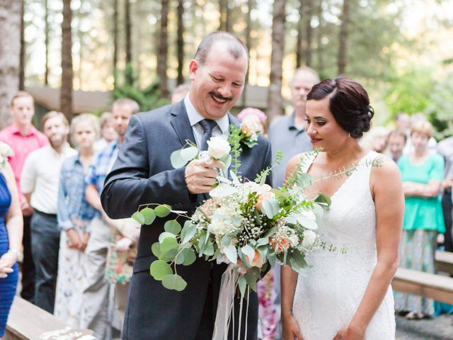 Camille and Anthony's Wedding in Lebanon, Oregon 14