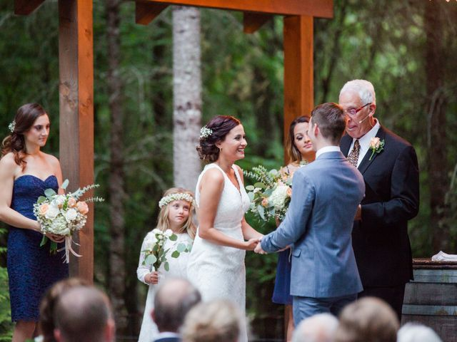 Camille and Anthony's Wedding in Lebanon, Oregon 16