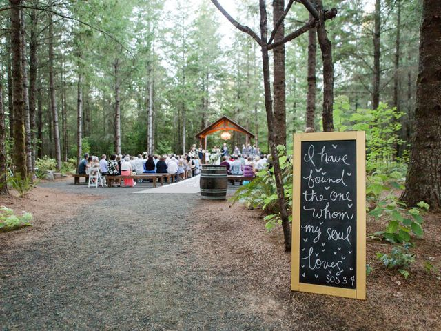 Camille and Anthony's Wedding in Lebanon, Oregon 10
