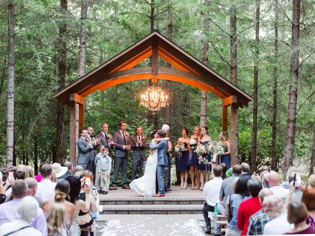 Camille and Anthony's Wedding in Lebanon, Oregon 17
