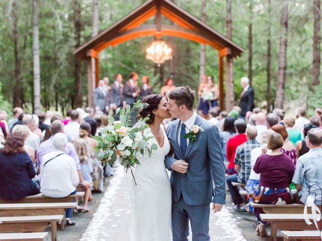 Camille and Anthony's Wedding in Lebanon, Oregon 18