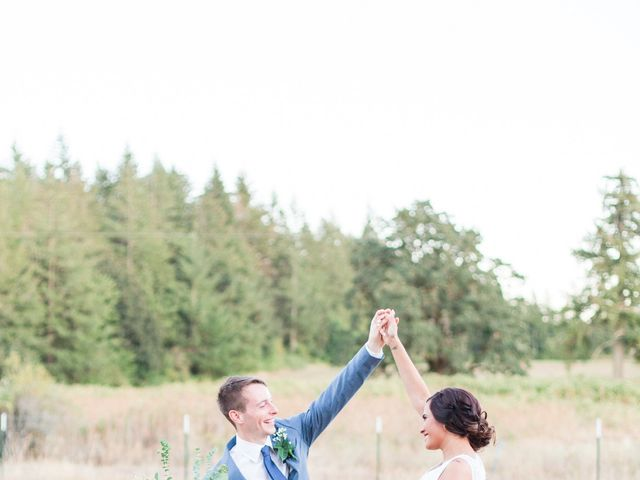 Camille and Anthony's Wedding in Lebanon, Oregon 19