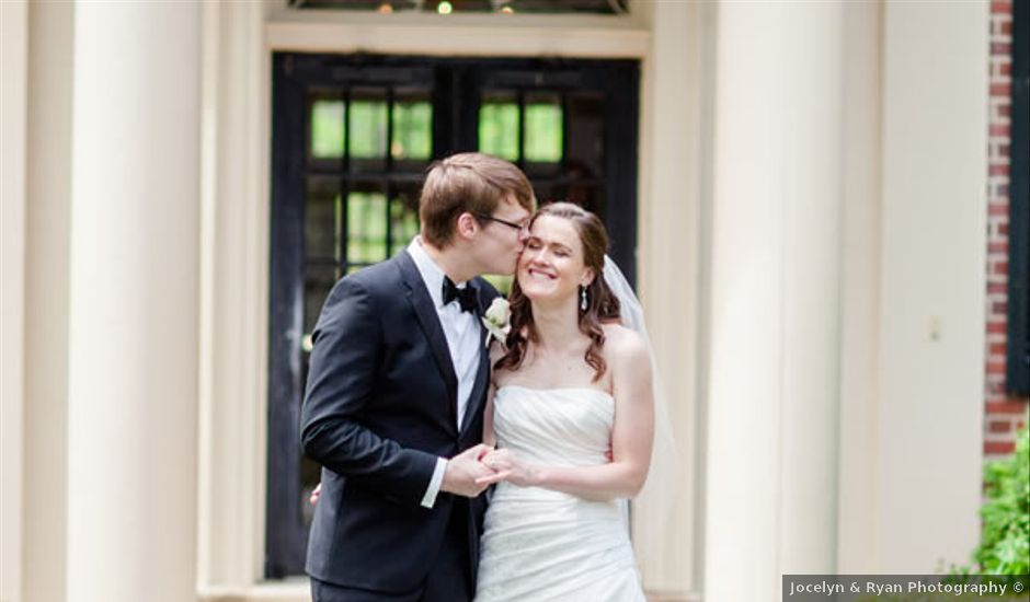 Marley and Michael's Wedding in Chapel Hill, North Carolina