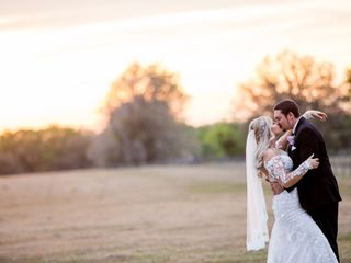 The wedding of Lacie and Tyler