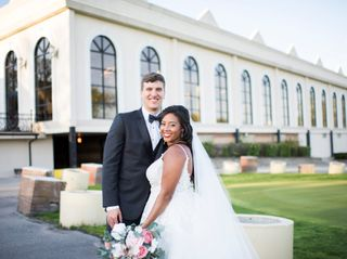The wedding of Rachel and Nicholas