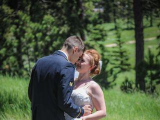 The wedding of Nicholas and Sarena 1