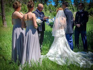 The wedding of Nicholas and Sarena 2
