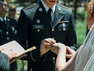 The wedding of Nicholas and Sarena 3